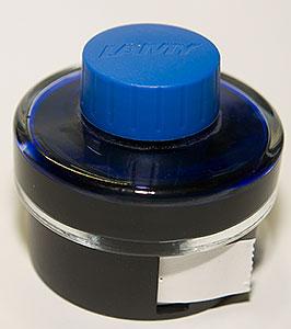 Lamy Füllfederhalter-Tinte blau T52
