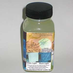 Flasche Noodler's Ink Blue Ghost